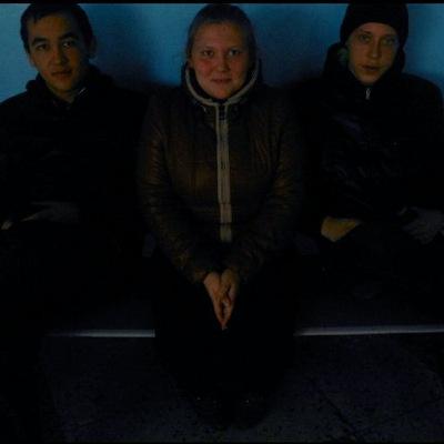 Анастасия Мустафина, 25 ноября , Большеустьикинское, id118343758