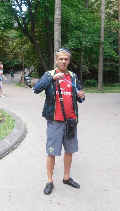 Максим Шелег, 6 декабря 1990, Минск, id120476097