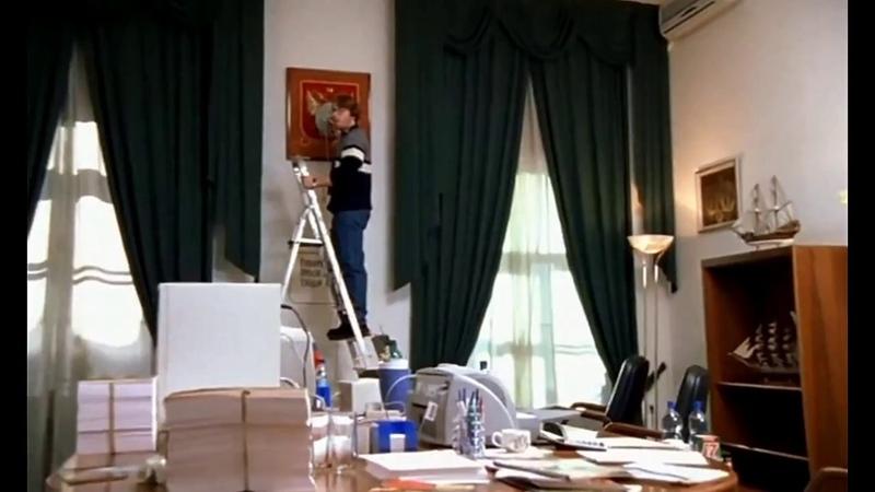 Отрывок из сериала Бригада - Володенька - кончай пакостить / 13 Серия / HD 1080