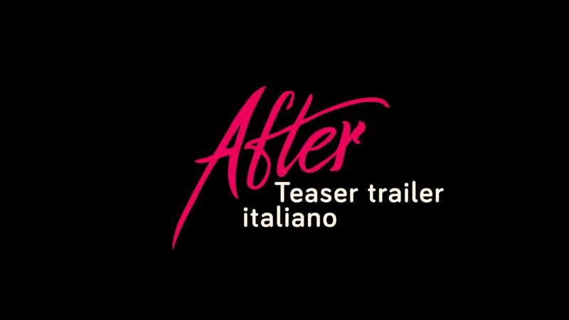 Джозефин и Хиро для итальянского промо тизер трейлера фильма После