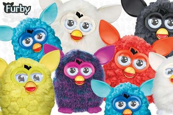игрушки интерактивные животные роботы