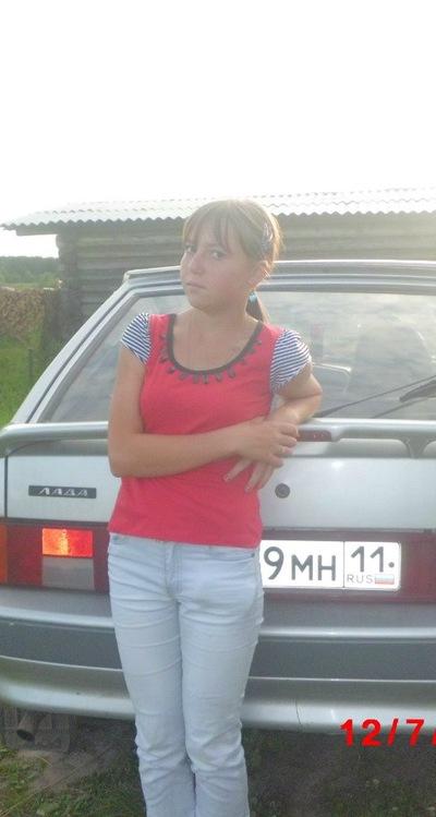 Кристина Ивашева, 14 мая 1998, Королев, id183708837