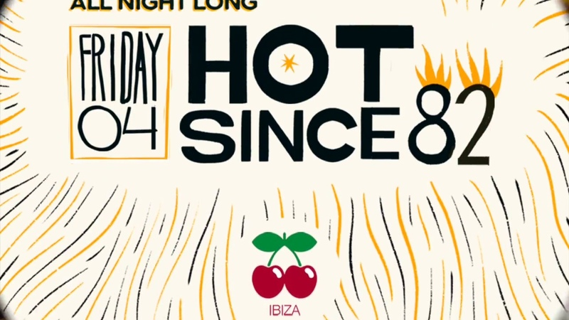 Pacha Ibiza Opening 2018 | Hot Since 82 | 04.05 | Ибица 2018