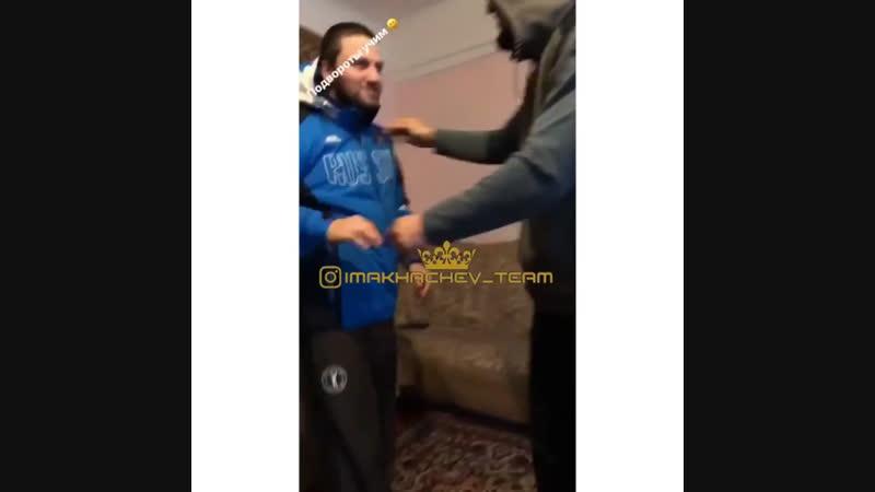 Ислам Махачев. Прикол
