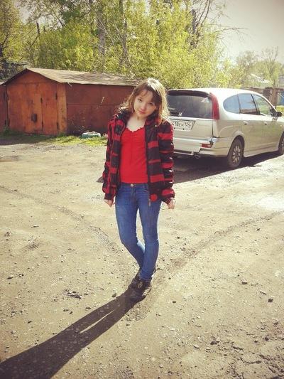 Наташа Жеребцова, 20 января 1999, Сургут, id194749234