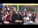 Texas Tech Football #ALSIceBucketChallenge