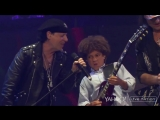 Scorpions feat. Brandon Niederauer No One Like You Live in New York City 2015