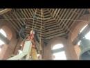 Трезвон в храме Александра Невского