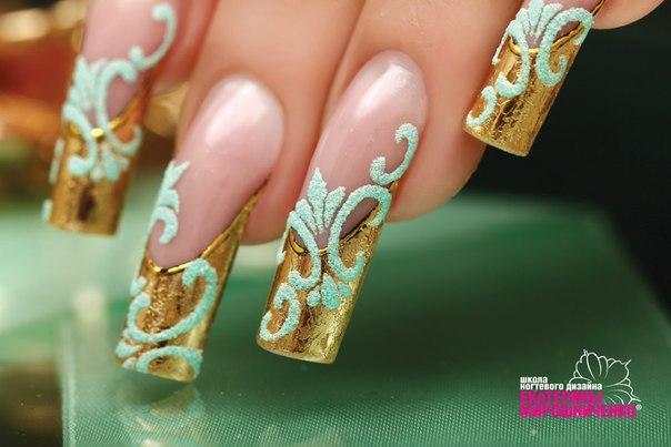 екатерина мирошниченко дизайн ногтей фото: