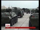 Київ вимагає від Кремля негайно відвести війська од кордону <#ТСН>