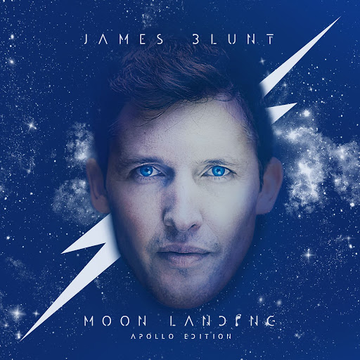 James Blunt альбом Moon Landing (Special Apollo Edition)