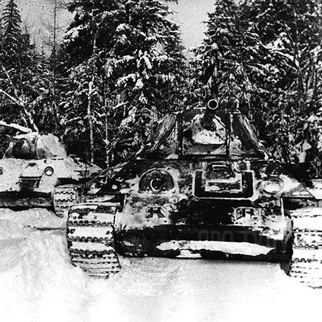 Контратакой частей дивизии в районе Каменка уничтожено до двух рот пехоты