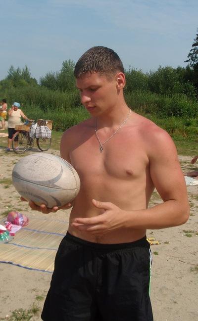 Тарас Панасюк, 28 декабря , Ровно, id125948875