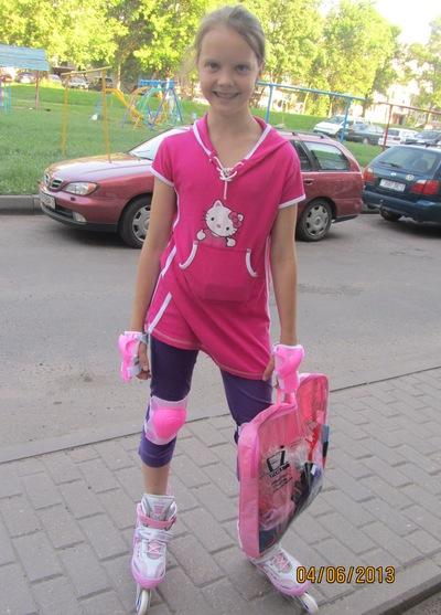 Ксения Казакевич, 9 августа , Новополоцк, id213858655