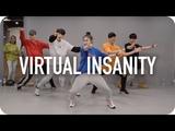 Virtual Insanity - Jamiroquai Yoojung Lee Choreography
