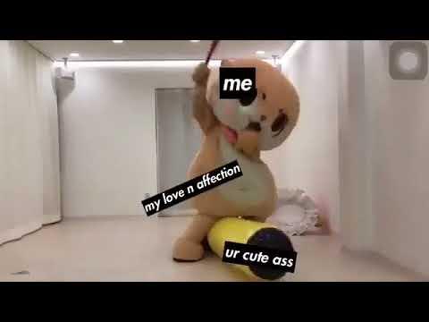 Me, My love n affection, ur cute ass meme