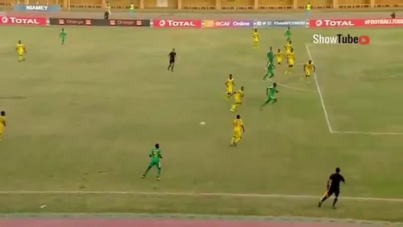 Senegal 1-1 Mali - Highlights HD P.K (2-3) (CAN U20 - Final) 17_02_2019