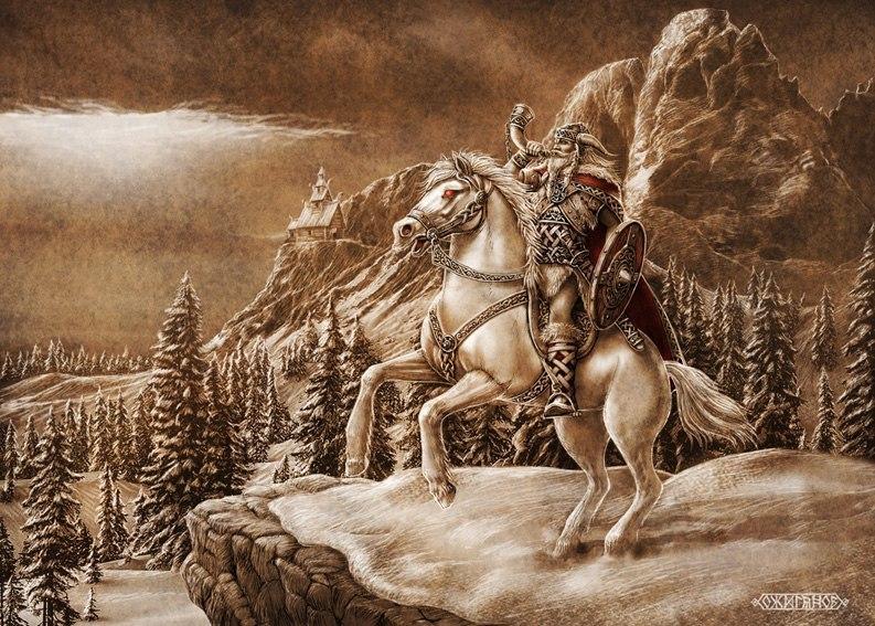 Картины Игоря Ожиганова
