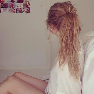 Девушки с зади русые волосы фото 137-924