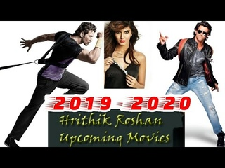 Hrithik Roshan Solid Upcoming Movies & Release Date 2019 & 2020 with star cast |