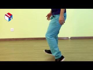 Обучение танцу дабстеп. Связка 6 (dubstep dance tutorial)