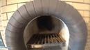 тын дыр казан мангал хлебопечь коптилка с регулированием нагрева часть №1