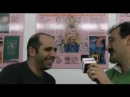 CHECCO ZALONE INTERVISTA IN BARESE