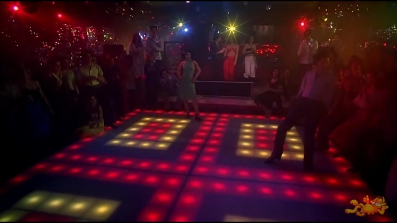 МОЛОДОЙ ДЖОН ТРАВОЛТА РВЁТ ТАНЦПОЛ ✦ Джон Траволта на дискотеке ✦ John Travolta In a disco ✦ LUCKY