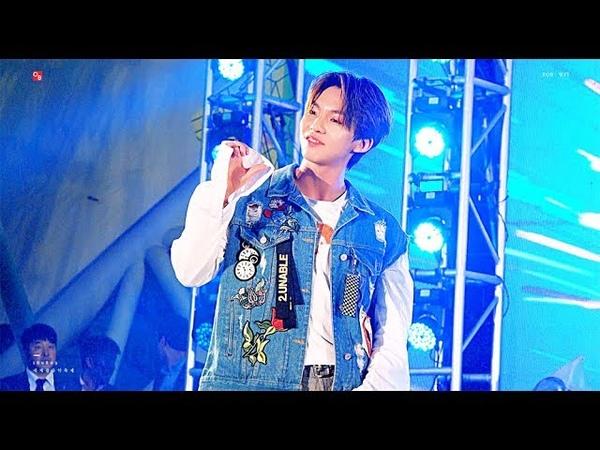 180809 속초 세계 팝 음악 공연 우진영 - LOSER (JINYOUNG FOCUS)