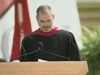 Речь Стива Джобса перед выпускниками Стэндфордского университета - Легендарные 3 истории !