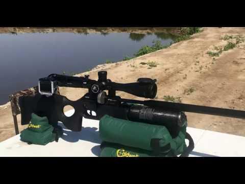 FX Crown Slug Shooting