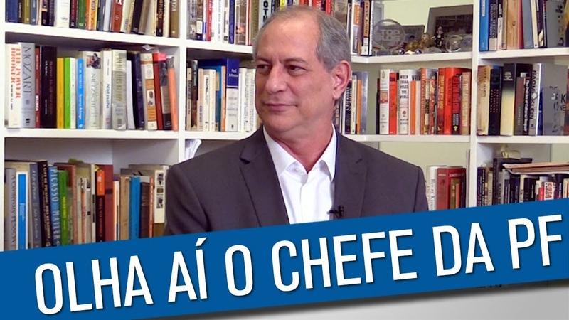 Ciro quer o pré-sal, a Embraer e a política externa do Celso Amorim