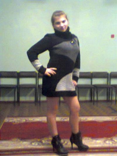 Свэта Хрусталенко, 15 апреля 1998, Томск, id201812407