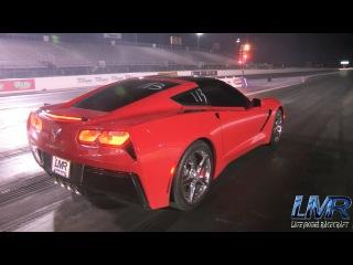 Quickest All Motor C7 Corvette - 11.47 @ 121.9mph