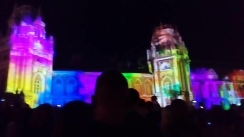 Фестиваль Круг света. Парк Царицыно (1)