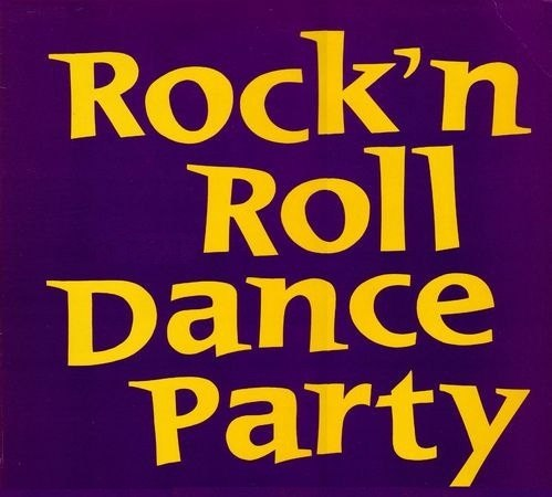 8.05 Rock' n Roll Dance Party!!! АртХаус