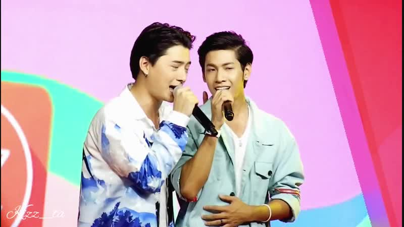 SINGTO KRIST - ทางของฝุ่น งาน LAZADA 9.9 All You Ever Wanted [040918]