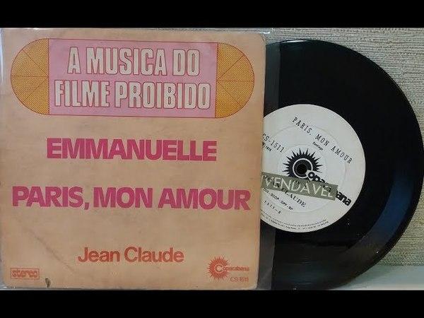 Emmanuelle - A Musica Do Filme Proibido - (Compacto Completo 1975)