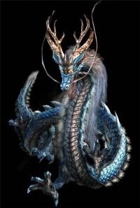 дракон рожденный под знаком рыбы