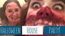 Halloween Party! - Charlotte, Student Vlogger