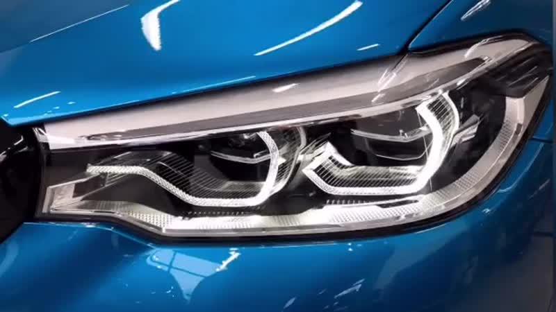 BMW M5 защищена составами Керамик Про в центре Alarm Auto Воронеж