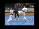新極真会 THE 9th WORLD KARATE CHAMPIONSHIP Quarterfinal3 Shevchenko vs Imbras SHINKYOKUSHINKAI