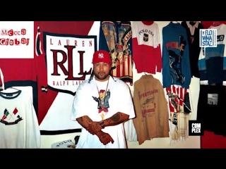 Влияние Хип-Хопа и бренда Polo Ralph Lauren друг на друга. 1-я часть (Flowmastaz)