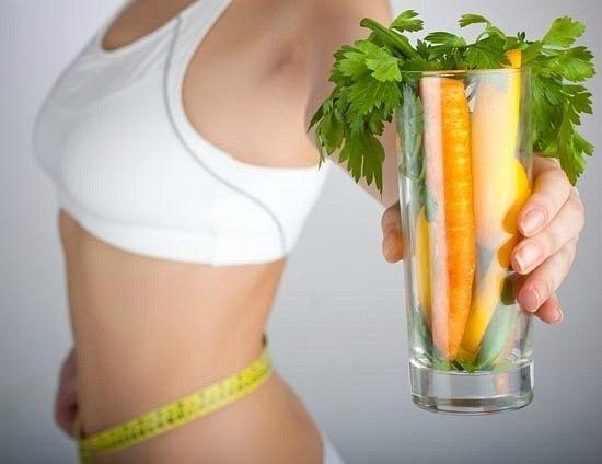 правила пп для похудения