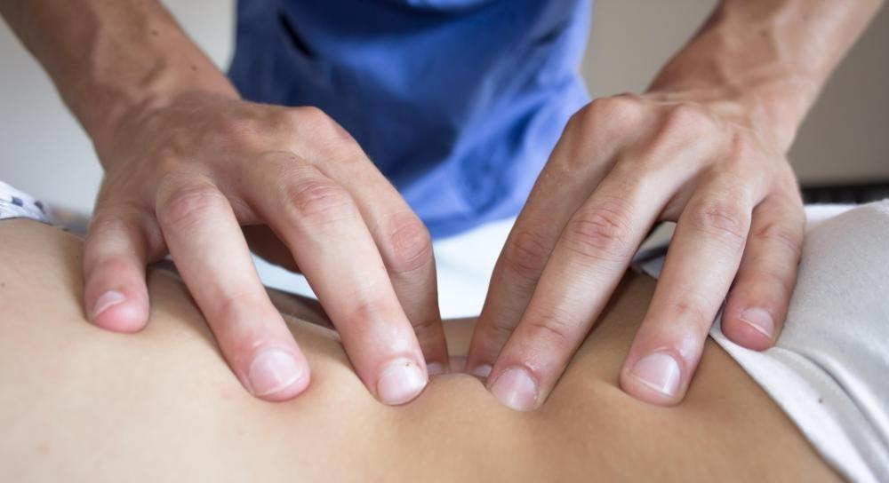 Подумайте о том, чтобы найти массажиста, который может доставить обычный ручной массаж Шиацу вместо покупки стула.