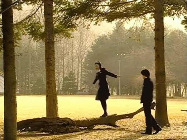 ❤️ Winter Sonata ❤️ - ♫ An Improvisation On The Canon In D ♫ OST