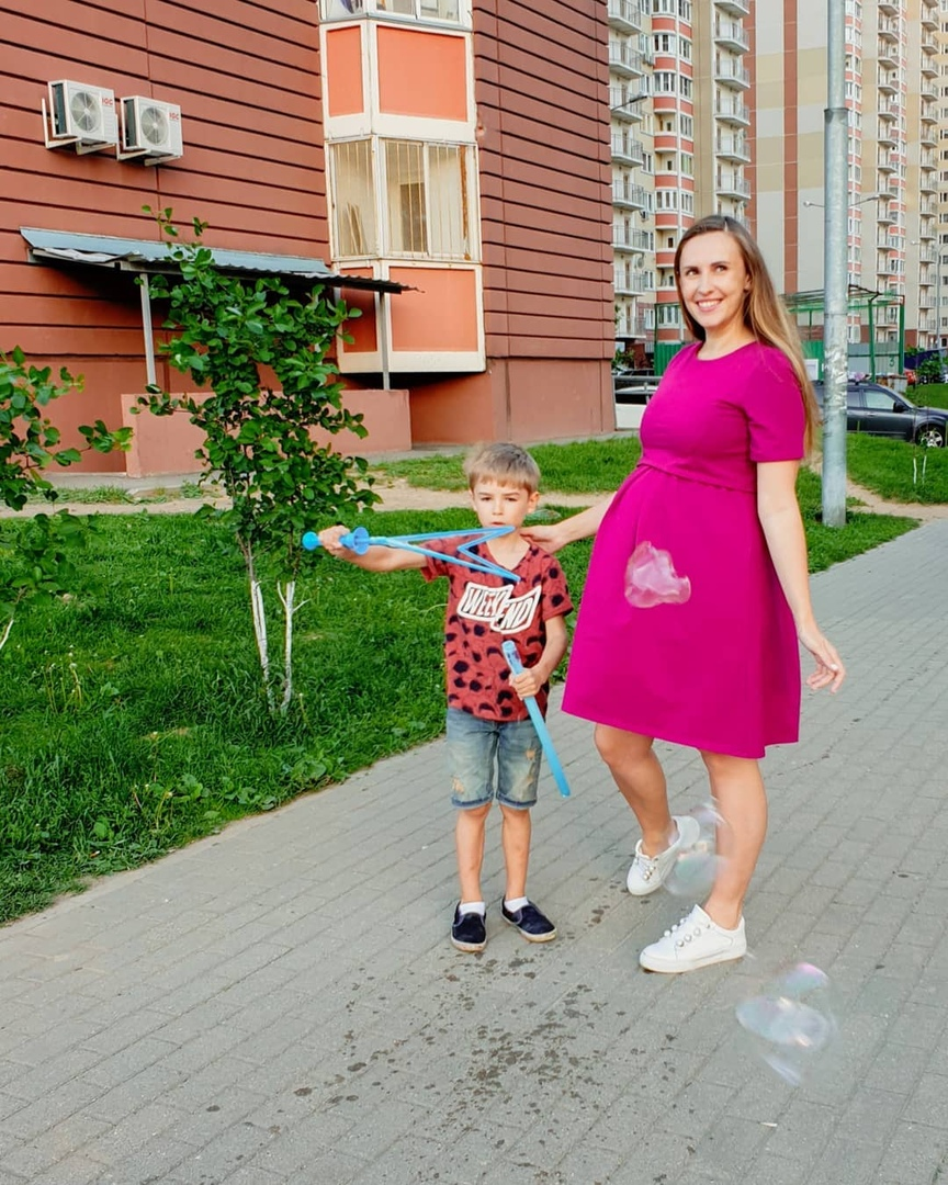 Ольга Гажиенко. Приметы для беременных