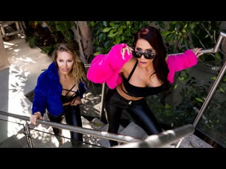 Madison ivy, nicole aniston (hot & horny homewreckers) [2019-06-30, athletic, bald pussy, big tits, blonde, blowjob (pov)]
