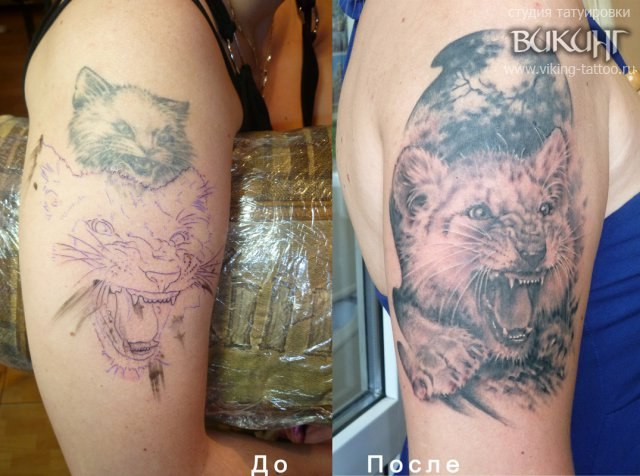 татуировки викингов - tattoohacom