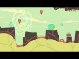 Sound Shapes Hills n' Spills (I Am Robot and Proud)